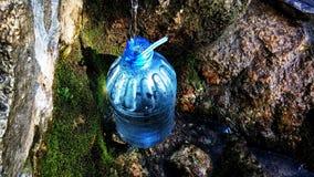 Acqua, fonte della natura Immagine Stock Libera da Diritti