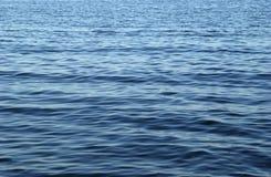 Acqua increspata Immagine Stock