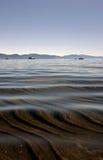 Acqua libera poco profonda Fotografie Stock
