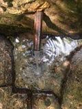 Acqua magica Fotografia Stock Libera da Diritti