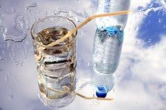 Acqua minerale Fotografia Stock