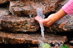 Acqua per il futuro Fotografia Stock Libera da Diritti
