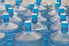 Acqua per la consegna Fotografie Stock