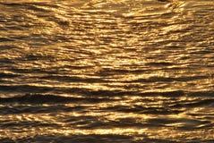 Acqua piena di sole Immagini Stock