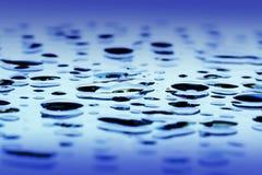 Acqua piovana Fotografie Stock