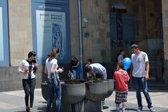 Acqua potabile Immagine Stock