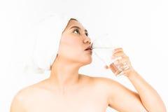 Acqua potabile Fotografia Stock