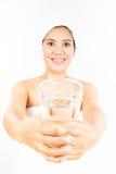 Acqua potabile Fotografie Stock Libere da Diritti