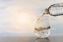 Acqua potabile Immagini Stock Libere da Diritti