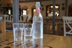Acqua potabile fresca Fotografie Stock