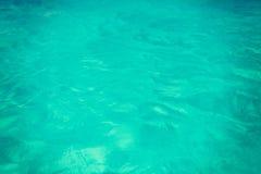 Acqua in stagno, in mare o in oceano Fotografia Stock