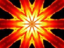 Acqua su fuoco! immagine stock
