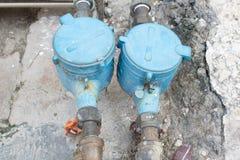 Acqua-tester Fotografia Stock