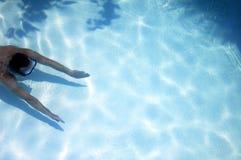 Acqua tranquilla Fotografia Stock
