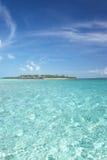 Acqua tropicale perfetta 2 Fotografia Stock Libera da Diritti