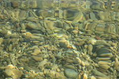 Acqua vaga per gli ambiti di provenienza Fotografie Stock