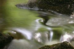 Acqua verde Fotografie Stock