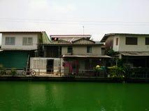acqua verde Fotografia Stock