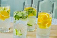 acqua Vitamina-fortificata Immagine Stock Libera da Diritti