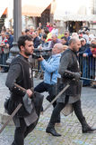 Acquapendente, ITALIA - 18 maggio 2014, dei di Festa Immagini Stock Libere da Diritti