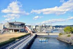 Acquario del Giappone Kagoshima nel 2018 fotografie stock libere da diritti
