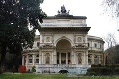 Acquario-Romano (Roman Aquarium) Lizenzfreie Stockfotos