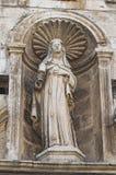 Acquaviva delle Fonti教会。 普利亚。 意大利。 库存图片