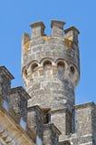 Acquaviva-Schloss. Nardo. Puglia. Italien. Lizenzfreies Stockbild