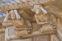 Acquaviva-Schloss. Nardo. Puglia. Italien. Lizenzfreies Stockfoto