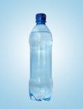 Acque in bottiglia Immagini Stock