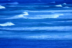 Acque dell'oceano Fotografie Stock Libere da Diritti