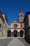 Acqui-Kathedralen-Kathedrale der Annahme von Mary Stockfotografie