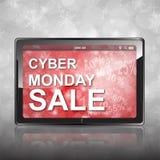 Acquisto di lunedì di Cyber Fotografie Stock Libere da Diritti