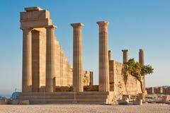 Acrópolis Imágenes de archivo libres de regalías