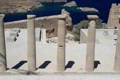 Acrópolis imagenes de archivo