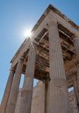 Acrópolis, Atenas, Grecia Foto de archivo libre de regalías
