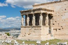 Acrópolis, Atenas Grecia Imagenes de archivo