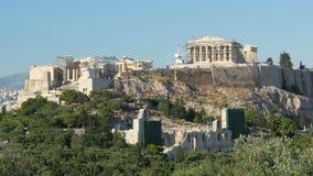 Acrópolis, Atenas, Grecia, 4k almacen de video