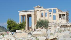 Acrópolis, Atenas, Grecia, 4k metrajes