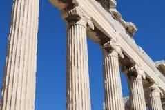 Acrópolis de Atenas Imagenes de archivo