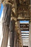 Acrópolis de Atenas Fotos de archivo libres de regalías