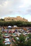 Acrópolis de la reunión de 2011 WRC imágenes de archivo libres de regalías