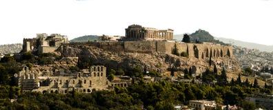 Acr?pole do Partenon em Atenas Gr?cia imagem de stock royalty free