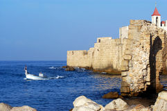 Acre Akko Israel Royalty Free Stock Photos