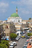 Acre Akko old city port - Israel Royalty Free Stock Image