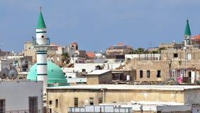 Acre Akko old city port - Israel Royalty Free Stock Image