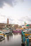 Acre Fishing Harbor Stock Photos