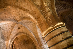 Acre, Israel - Citadel and prison Royalty Free Stock Images