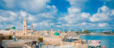 Acre Rooftop View Royalty Free Stock Images