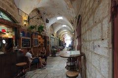 Acre Turkse Bazaar Stock Foto's
